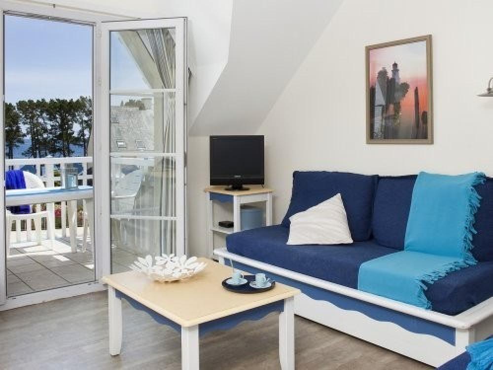 Résidence Cap Azur - Appartement 2 pièces 4/5 personnes Standard