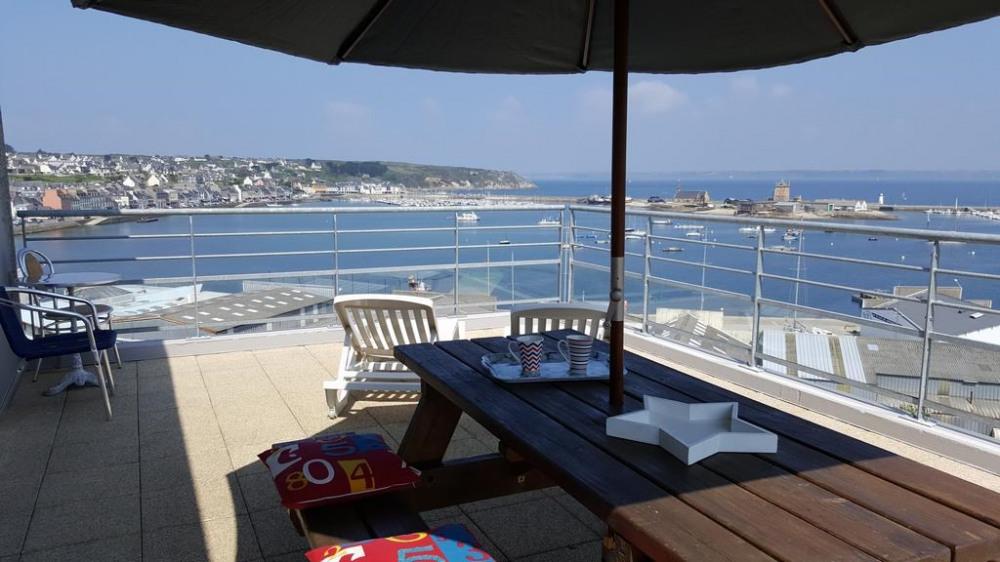 Location vacances Camaret-sur-Mer -  Appartement - 2 personnes - Barbecue - Photo N° 1
