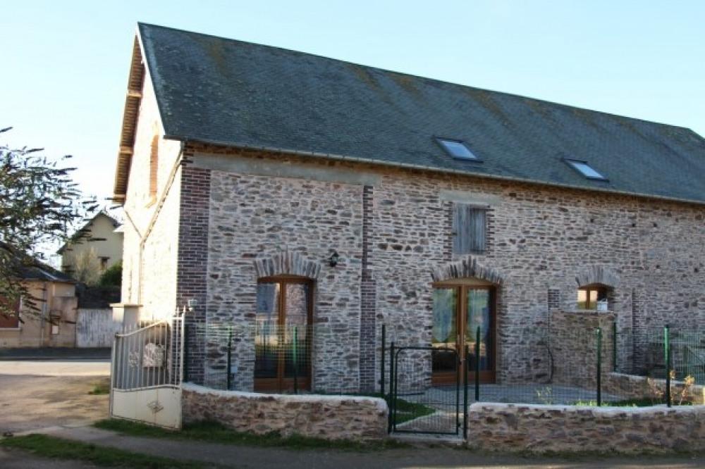La Charetterie: beau gîte rural en pierre, près des plages du débarquement - Sainte-Marguerite-d'Elle