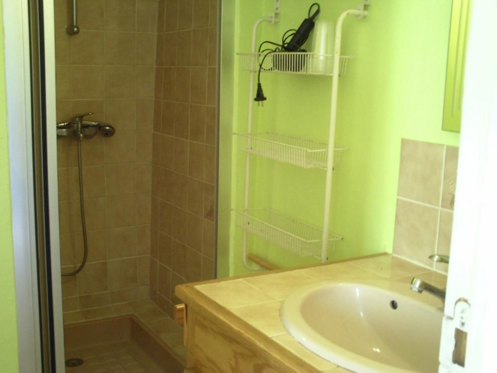Salle de douche /WC