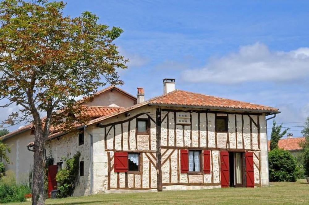 Detached House à SAINT ANDRE DE DOUBLE