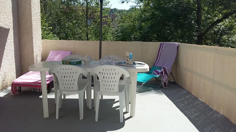 Location vacances Souillac -  Gite - 4 personnes - Chaise longue - Photo N° 1