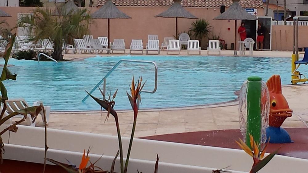 piscine d'en bas
