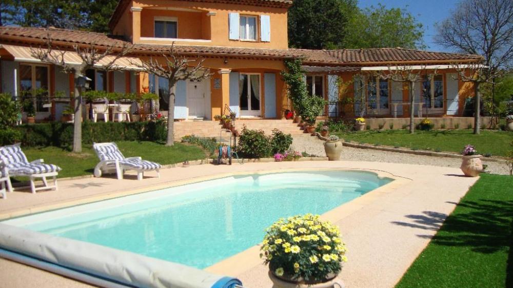 Alquileres de vacaciones Villecroze - Alojamiento y desayuno - 2 personas - Silla de cubierta - Foto N° 1