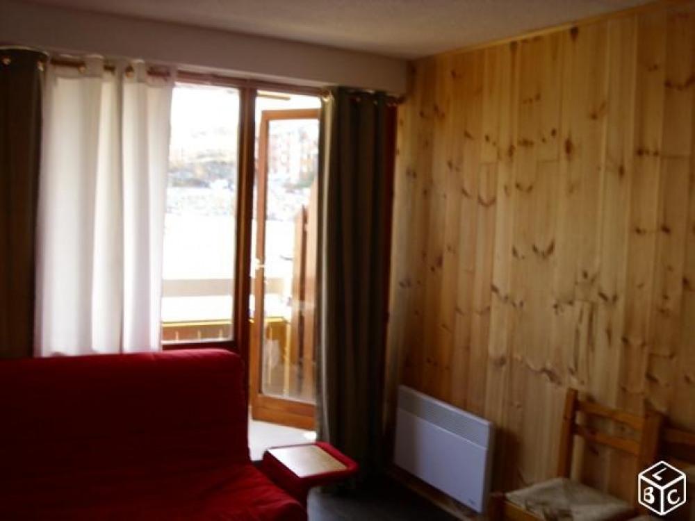 Studio Alpe d'Huez au pied des pistes (sem ou w.e)