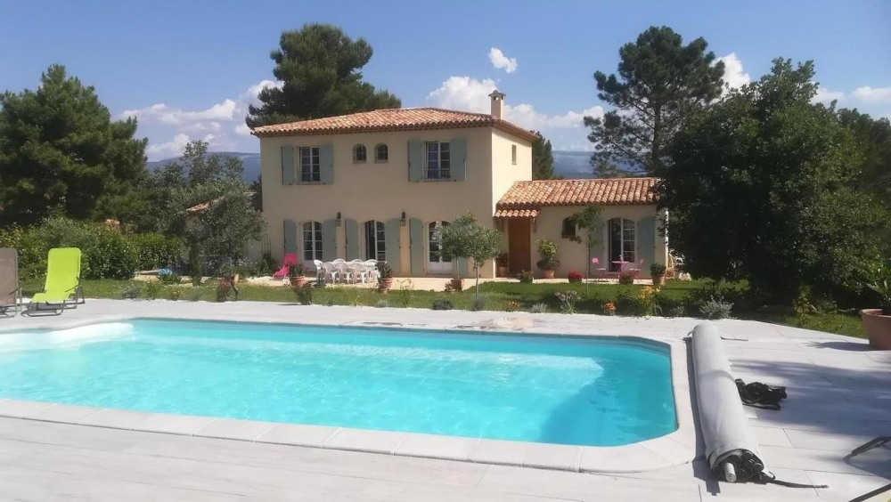 Holiday rentals Montauroux - House - 9 persons - BBQ - Photo N° 1