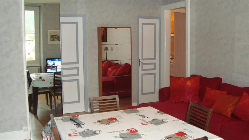 Appartement pour 6 pers. avec internet, Bagnères-de-Luchon