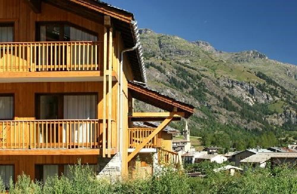 Résidence Les Balcons de la Vanoise - Appartement 2 pièces 6 personnes coin montagne 28 m2