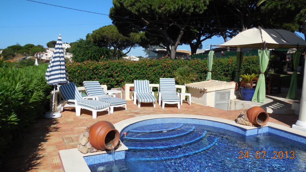 Location vacances Albufeira -  Appartement - 2 personnes - Barbecue - Photo N° 1