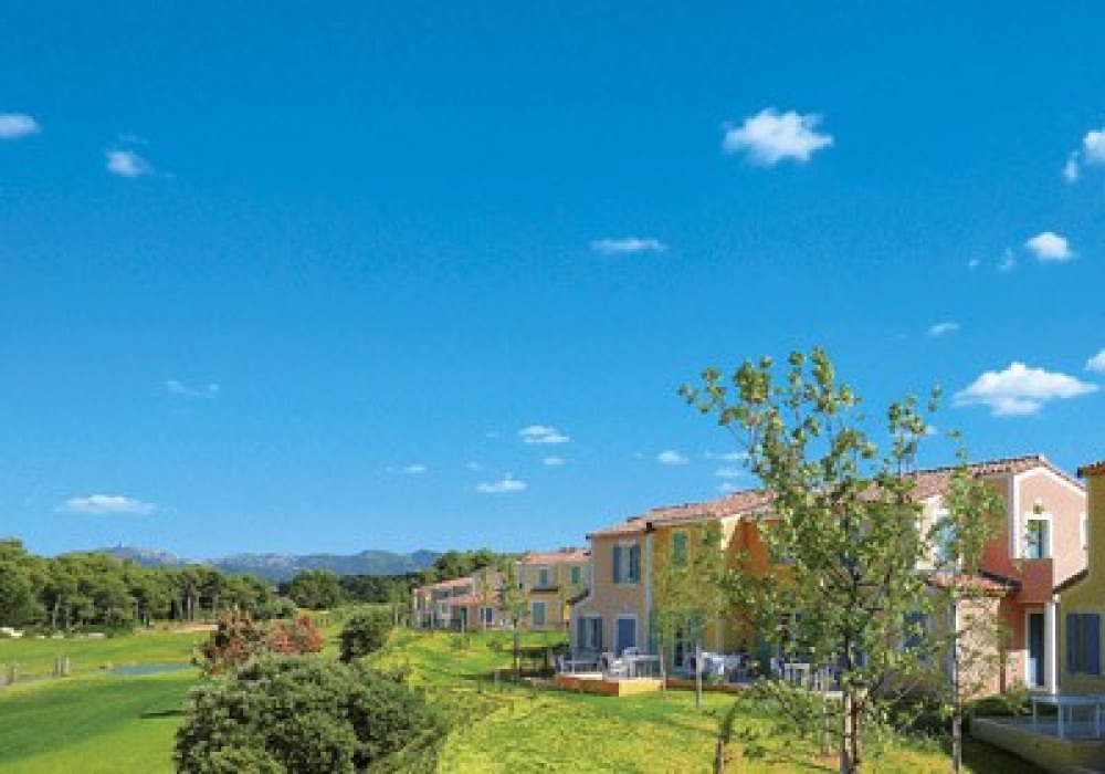Appart'hôtel Apparthotel Golf de la Cabre d'Or - 2 pièces 4 pers.