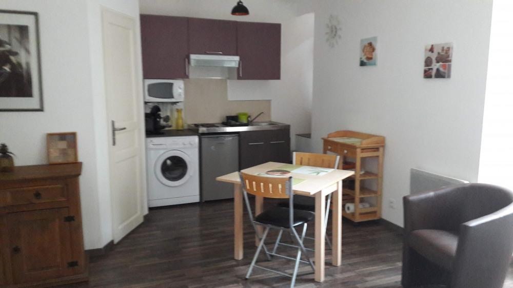 Holiday rentals Saint-Martin-Vésubie - Apartment - 2 persons - Board games - Photo N° 1