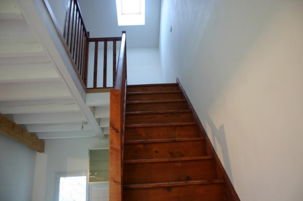 accès à l'étage