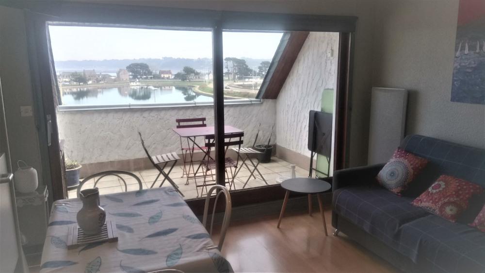 Location vacances Perros-Guirec -  Appartement - 4 personnes - Chaise longue - Photo N° 1
