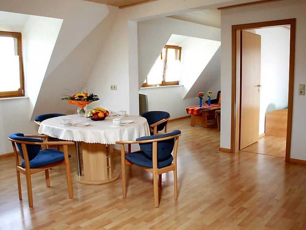 Logement pour 3 personnes à Ichenheim