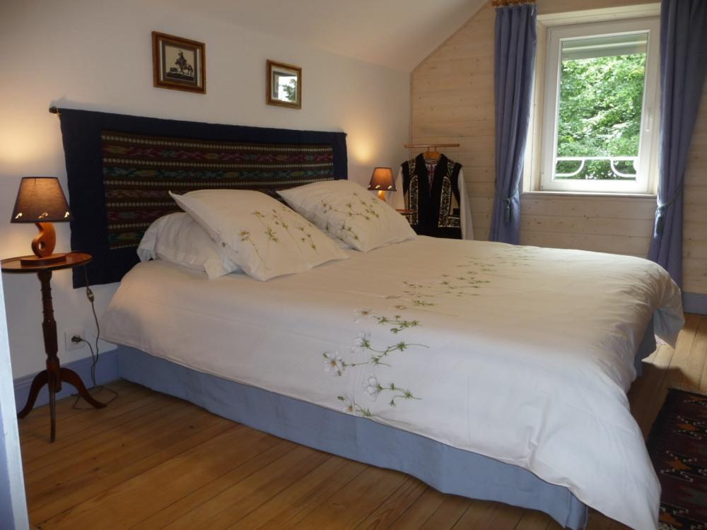 Chambre Maxence avec 1 lit 160x190
