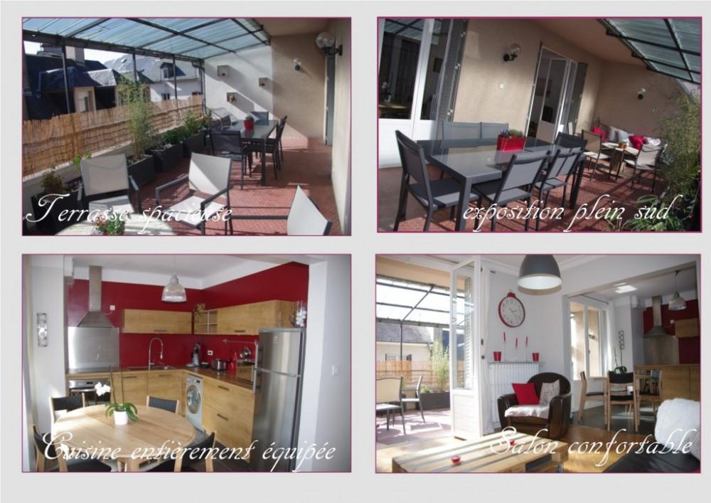 superbe appartement avec belle terrasse