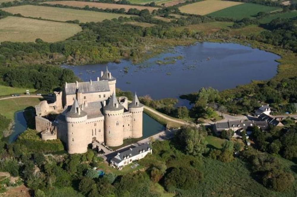 Chateau de Suscinio à 10 minutes