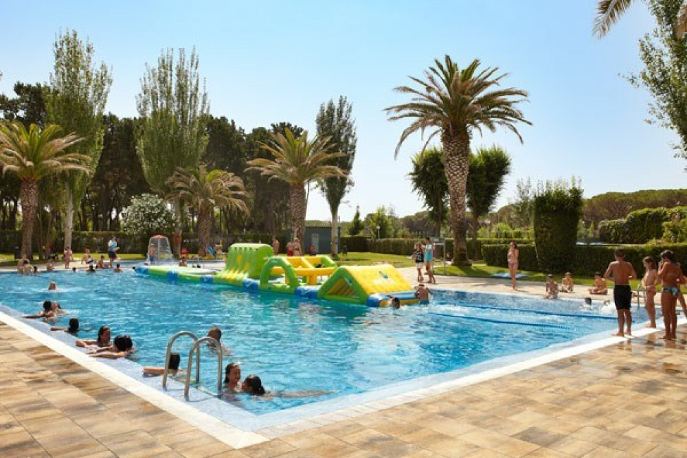 Camping Valldaro  4* - Mobil-home 5 personnes - 2 chambres + Clim (entre 6 et 10 ans) (Max. adult...