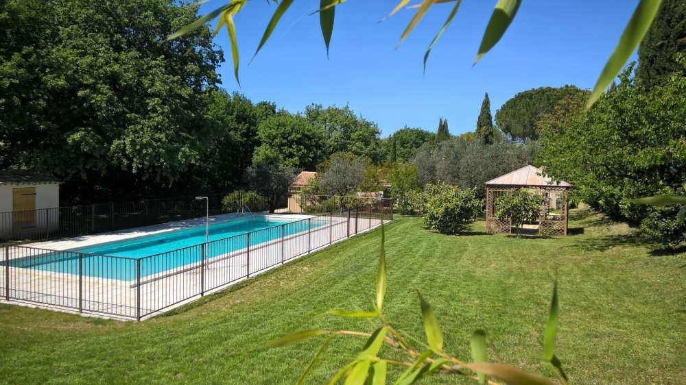 Location vacances Mirabel-aux-Baronnies -  Gite - 4 personnes - Barbecue - Photo N° 1