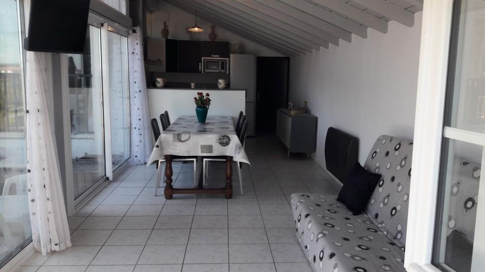 Appartement T3 à 500m de la plage