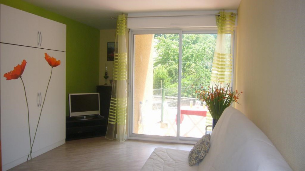 Location vacances Ax-les-Thermes -  Appartement - 3 personnes - Barbecue - Photo N° 1