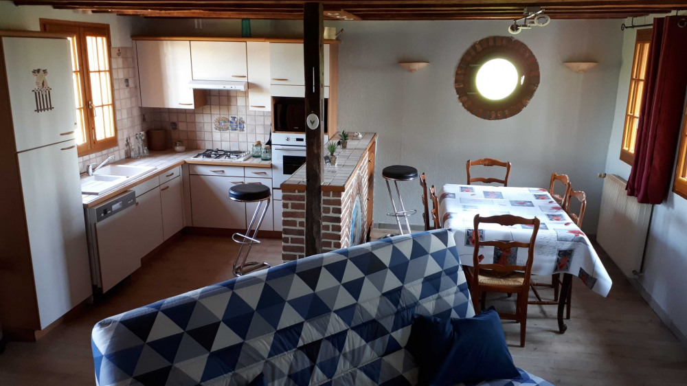 Location vacances Saint-Wandrille-Rançon -  Appartement - 4 personnes - Chaise longue - Photo N° 1