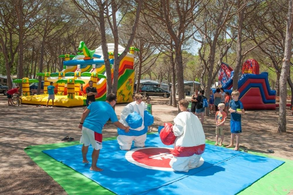 Camping Playa Brava, 750 emplacements