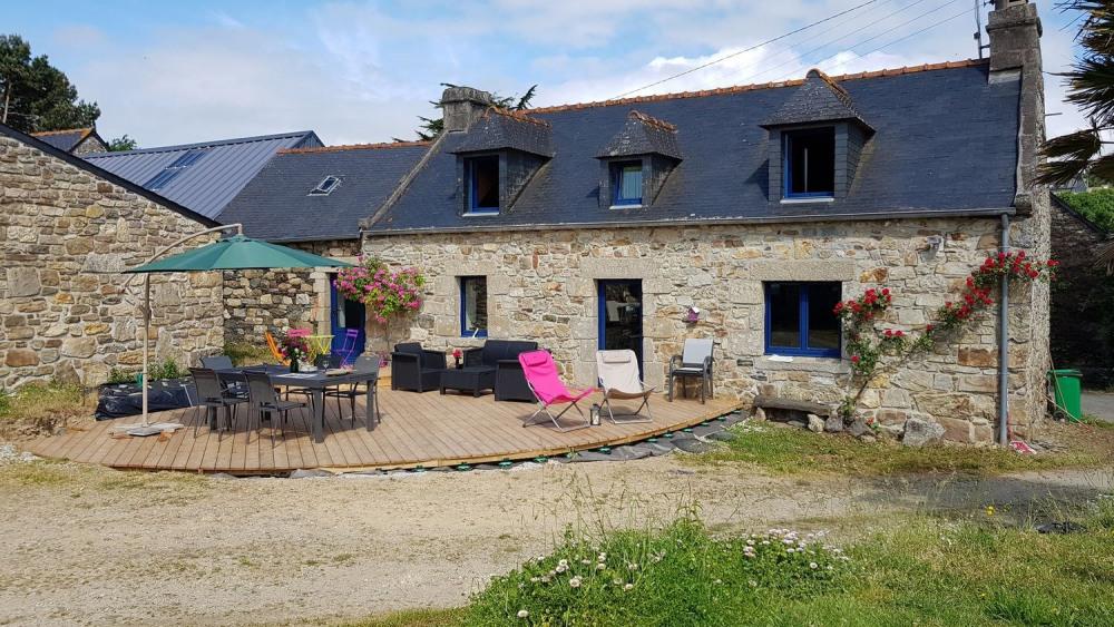 Location vacances Argol -  Maison - 4 personnes - Barbecue - Photo N° 1
