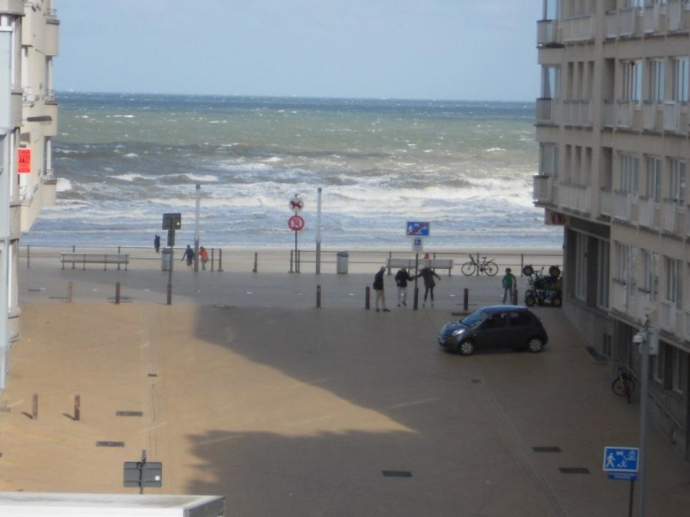 appartement aan zee