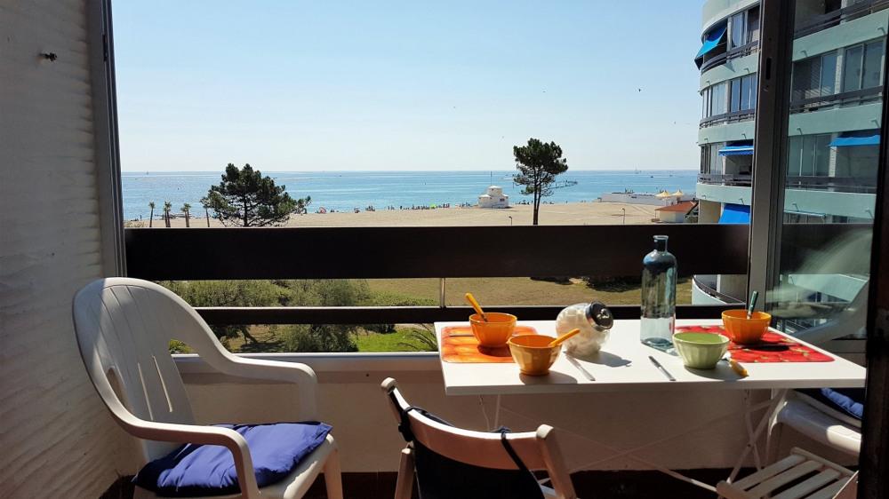 Location vacances Saint-Cyprien -  Appartement - 5 personnes - Salon de jardin - Photo N° 1