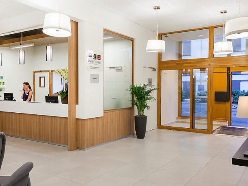Comfort suites Porte de Genève