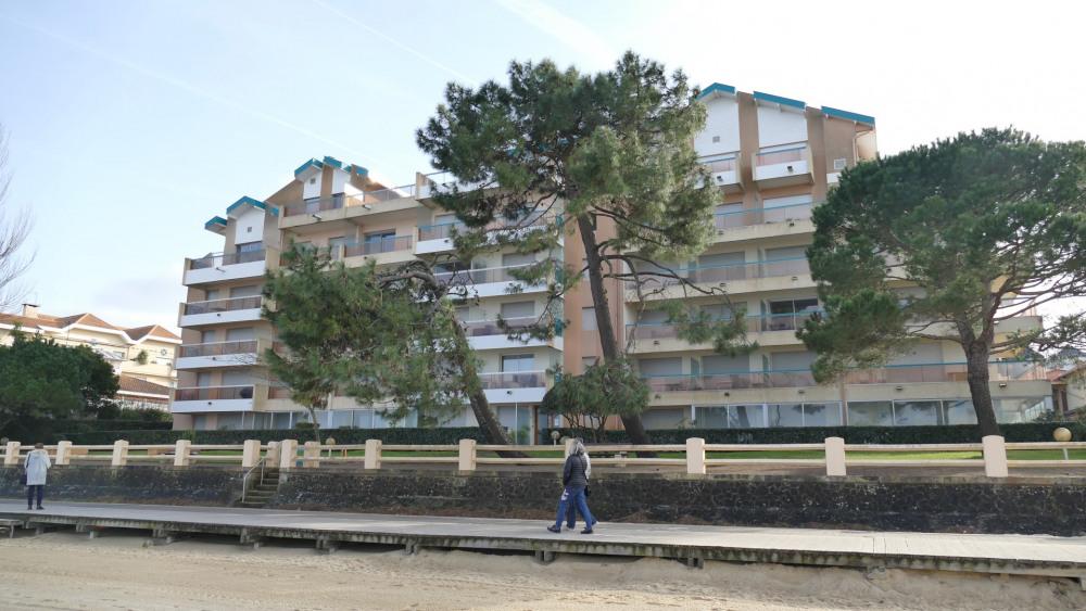 Location vacances Arcachon -  Appartement - 5 personnes - Jardin - Photo N° 1