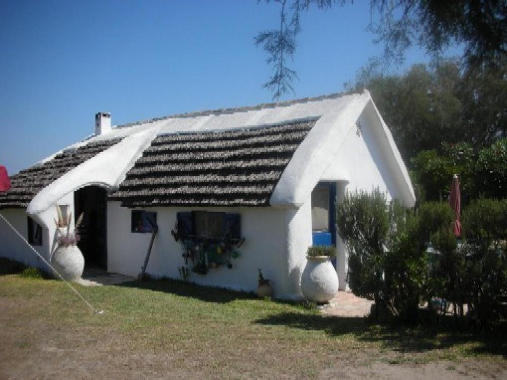 Maison de Gardian aux Saintes Maries de la Mer