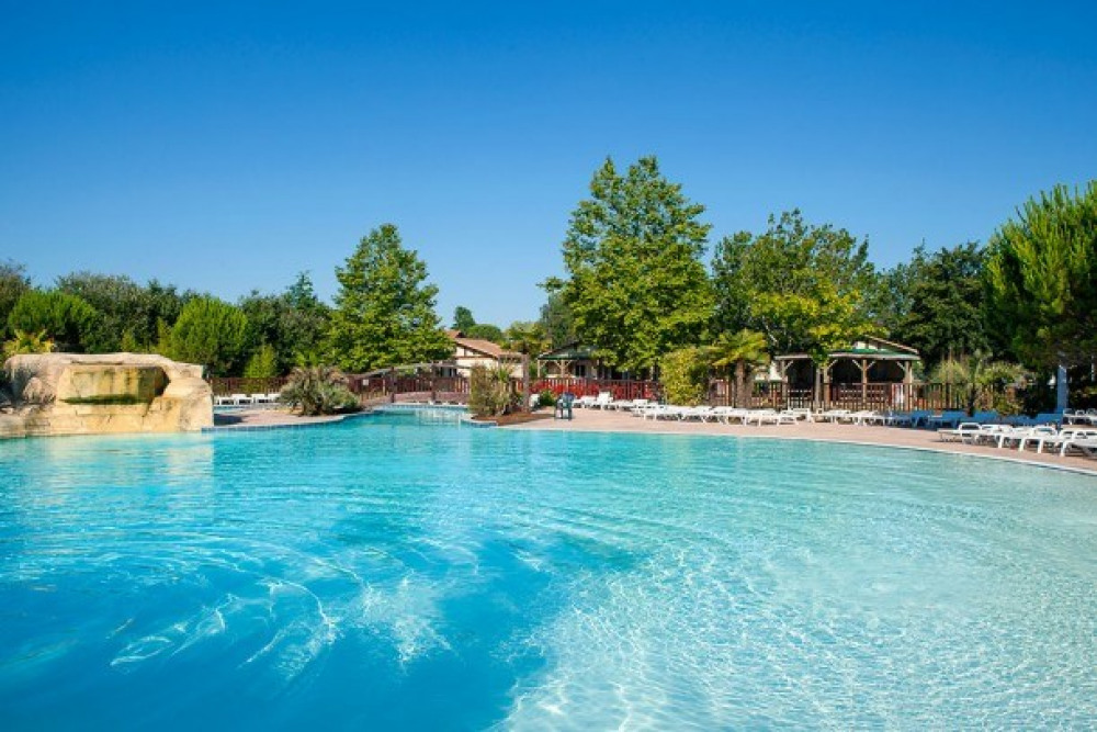 Camping Aurilandes 3* - Mh 2 ch 5 pers - SANS SANITAIRE