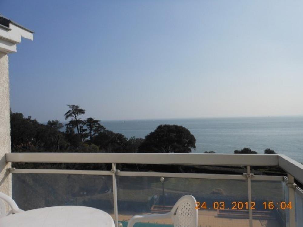 AGENCE SAINTE MARIE, appartement duplex, pleine vue de mer