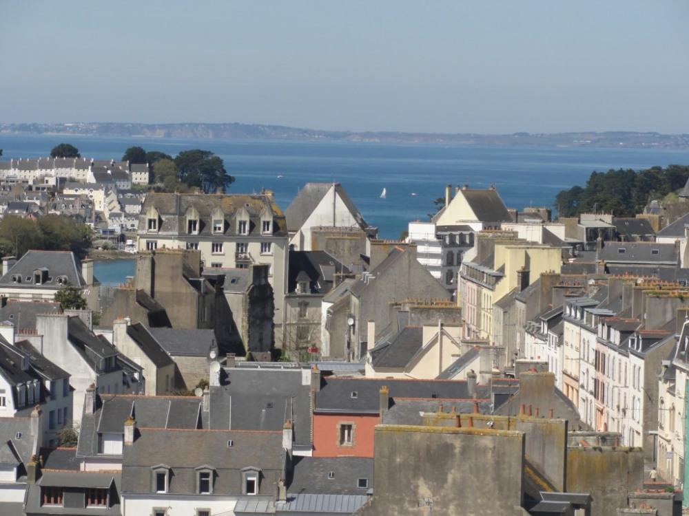 Maison pour 6 pers avec vue sur mer