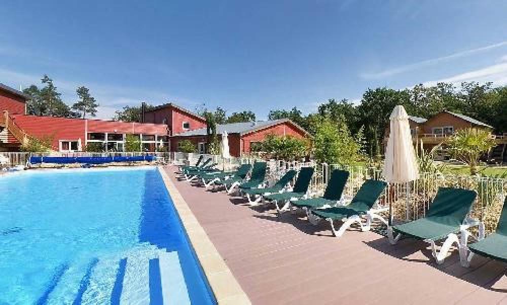 Resort nature & SPA *** du Relais du plessis