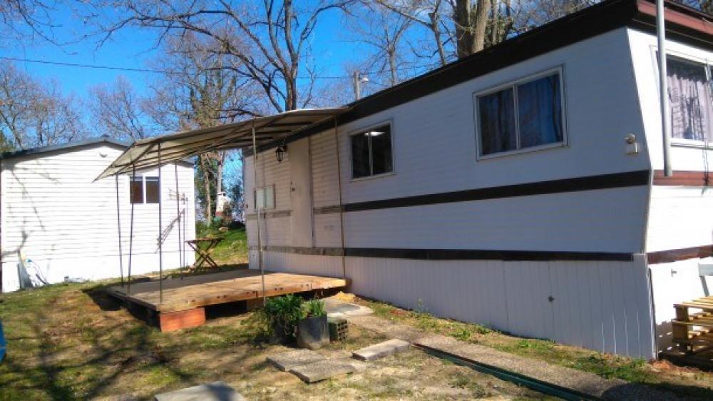 Camping de Montmaurin - Mobil home