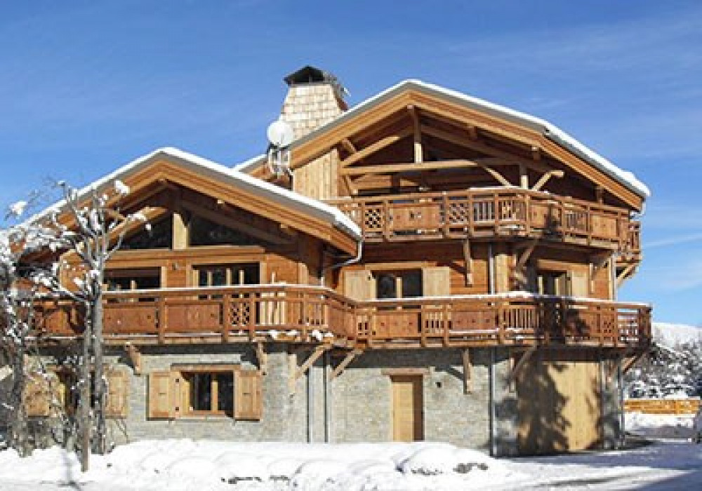 Chalet Levanna occidentale - Chalet individuel 14 pers.