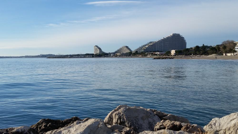 ENVIRONS : votre promenade à pied 2 km de bord de mer A NE PAS MANQER