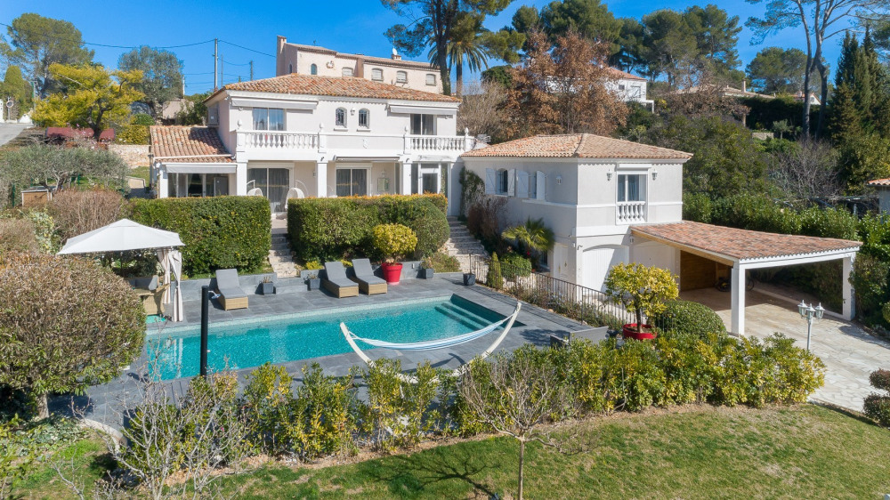 Location vacances Mougins -  Maison - 7 personnes - Barbecue - Photo N° 1