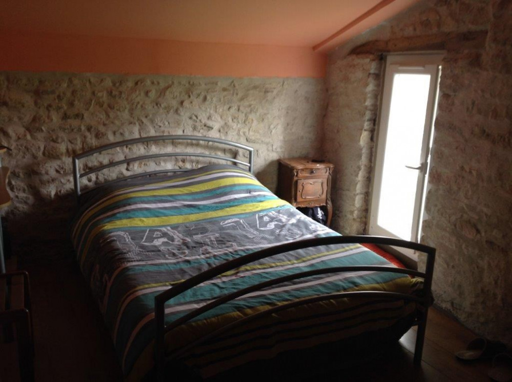 chambre lit deux places