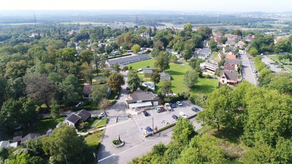 Location vacances Villevaudé -  Insolite - 34 personnes -  - Photo N° 1
