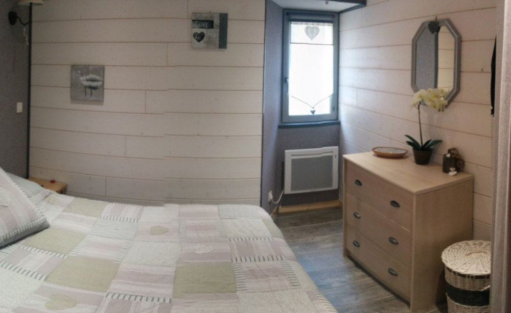 1ère chambre, accessible PMR