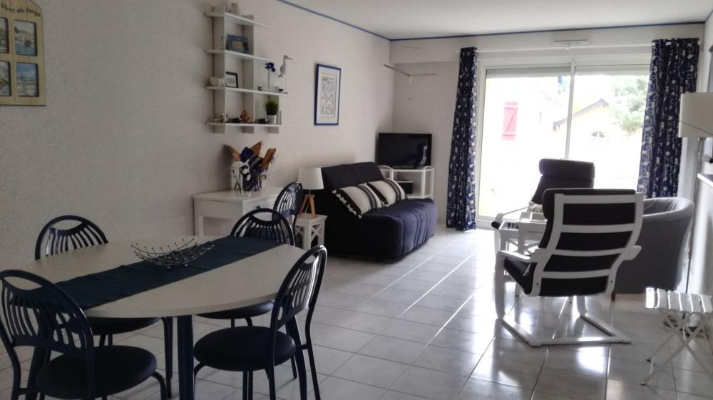 Location vacances Pornichet -  Appartement - 4 personnes - Salon de jardin - Photo N° 1