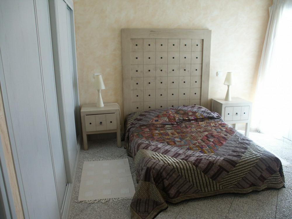 Une autre chambre de la villa 1