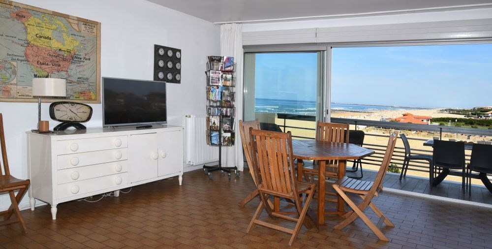 Location vacances Anglet -  Appartement - 4 personnes - Chaise longue - Photo N° 1