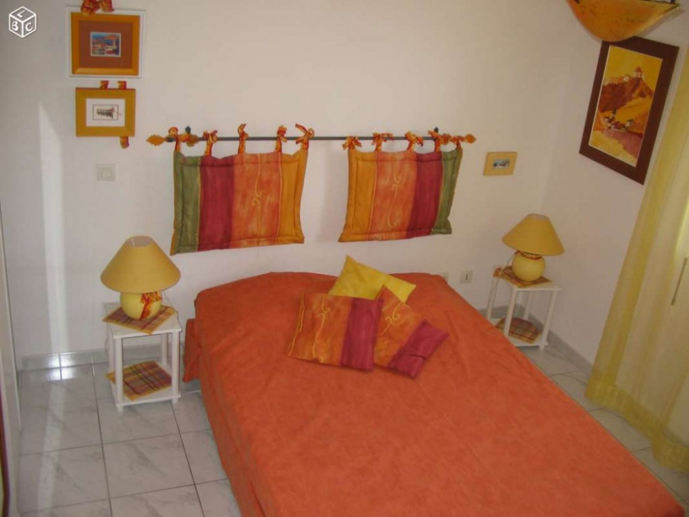 Chambre principale 2 lits 90x190