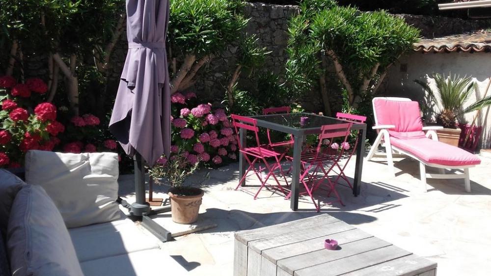 Alquileres de vacaciones Antibes - Casa - 4 personas - Silla de cubierta - Foto N° 1