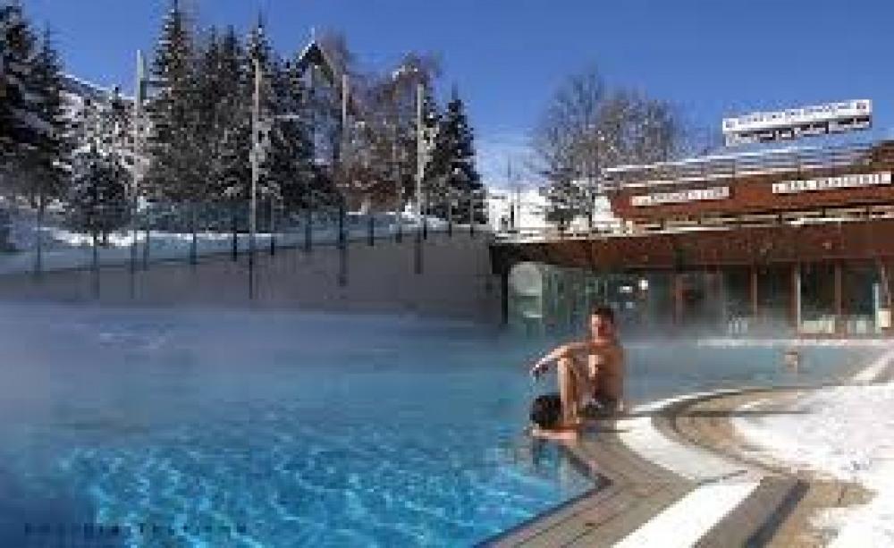 piscine de la station